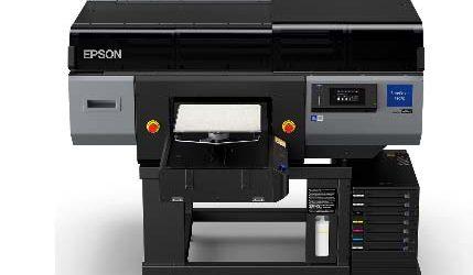 Индустриално решение за директен печат върху текстил от Epson
