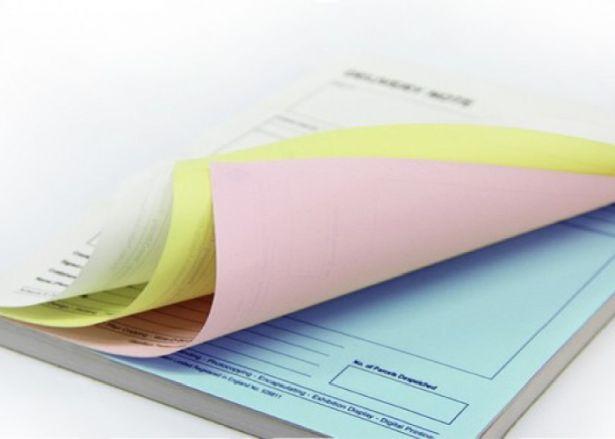 Химизирана хартия за дигитален печат