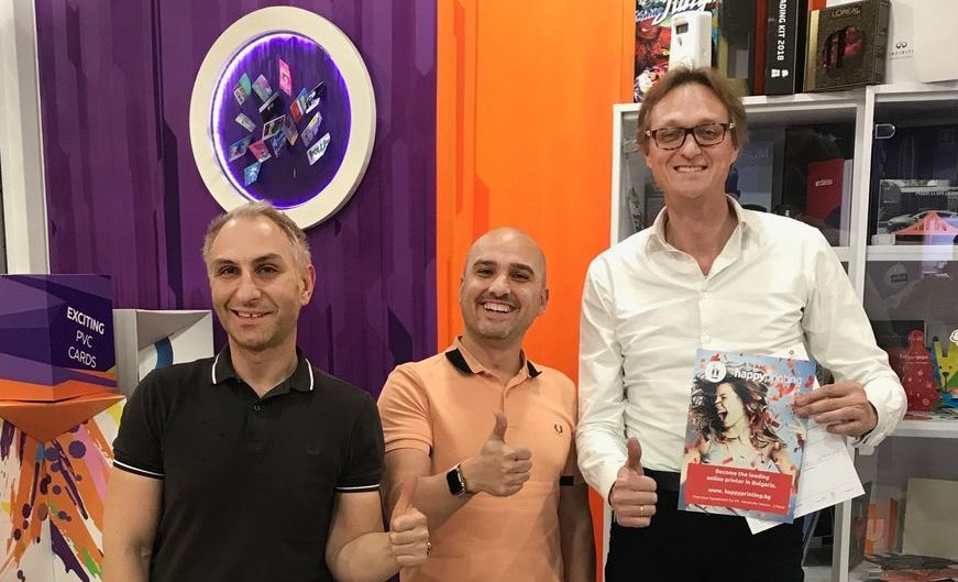 J Point Plus официално обявява старта на HappyPrinting в България