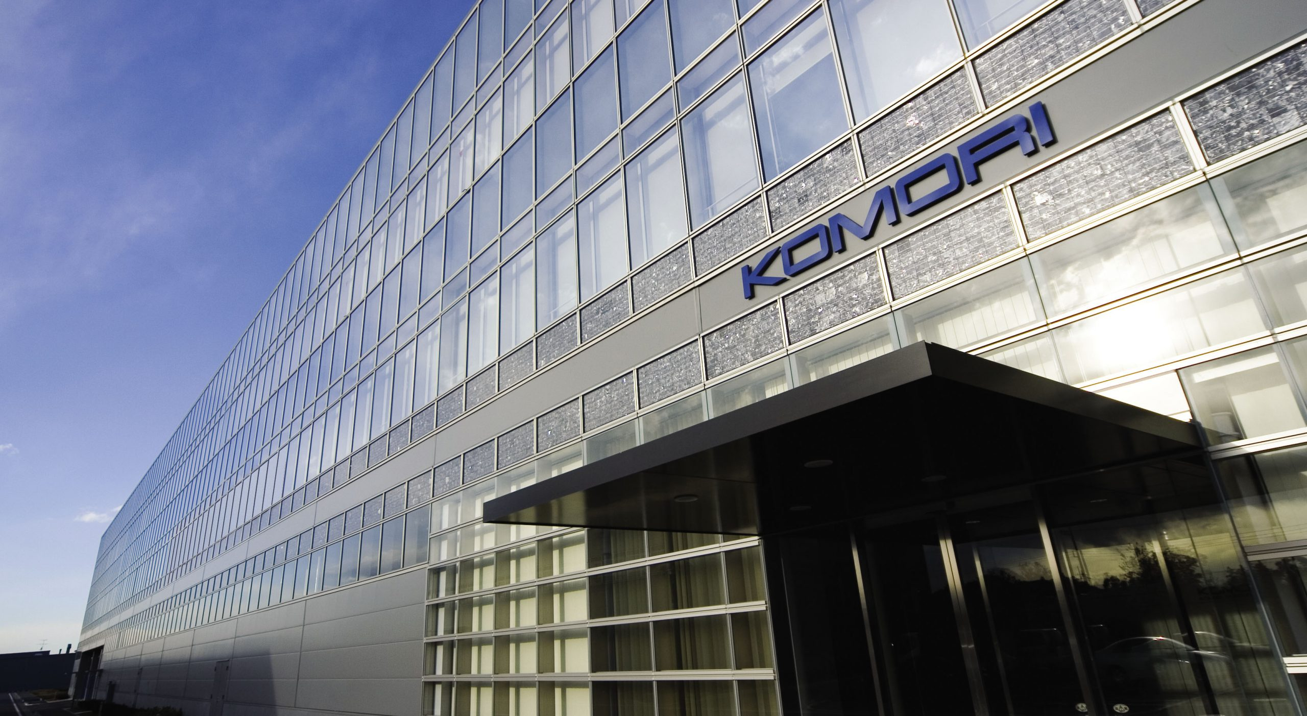 Komori планира да купи MBO Group