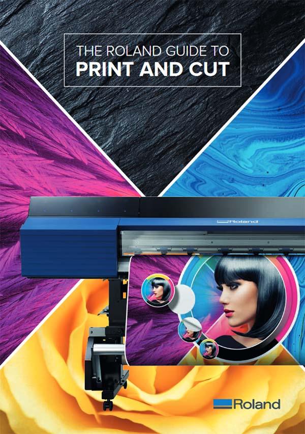 Безплатно: ръководството за печат и рязане на Roland DG
