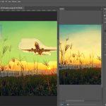 Ново във Photoshop - Content-Aware Fill, Lens Blur, работа с текст, селекции