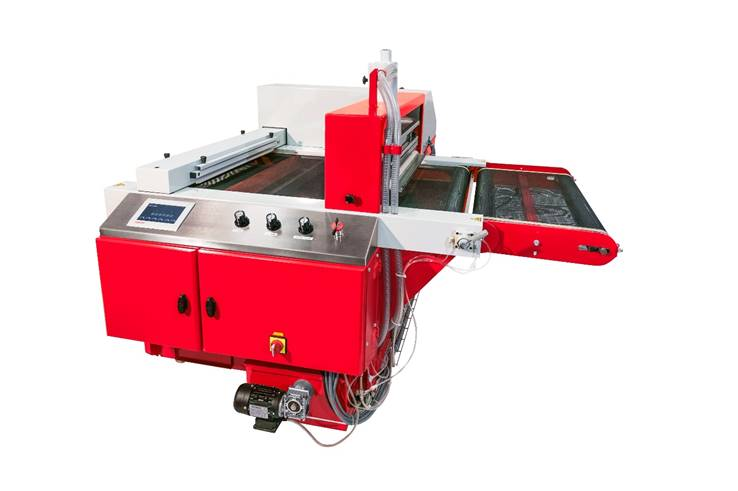 Нов модел автоматичен апликатор за нанасяне на трансферна пудра