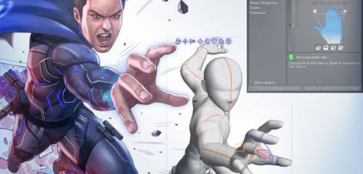 Създаване на илюстрации и комикси с Clip Studio Paint