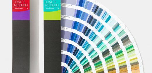 Pantone добавиха 315 нови цвята към Fashion, Home + Interiors (FHI) Colors