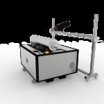 Лазерно почистване на анилокси със системата на Inelme ще се предлага и в България