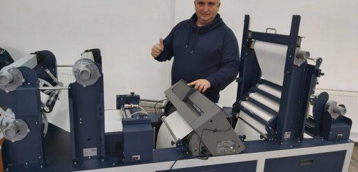 Интервю с инж. Юлиян Кирилов, собственик на печатница Арт Инженеринг – Враца