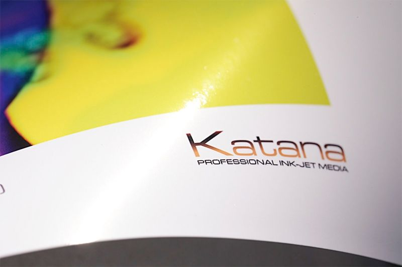 katana хартии