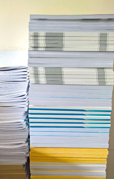 книжни тела печат на книги