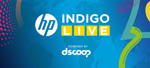 Серия от уебинари на HP Indigo