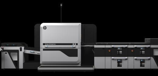 Инсталираха официално първото HP Indigo 100k