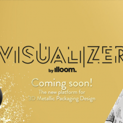 Нова платформа за 3D визуализиране на метални ефекти за дизайн на опаковки