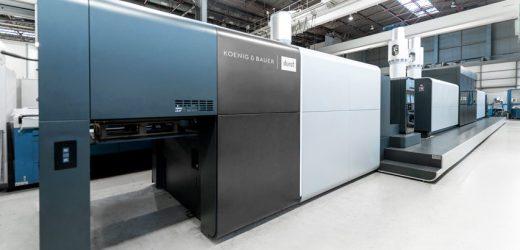 Koenig & Bauer Durst съобщиха за бета тестове на VariJET 106