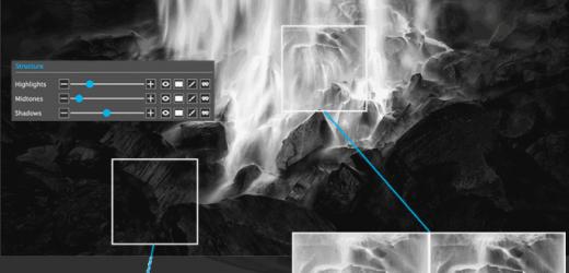 Лесна редакция на монохромни изображения с MonoFX