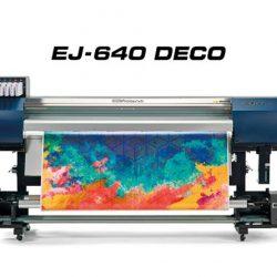 Нов модел широкоформатен принтер за интериора