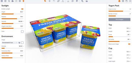 Boxshot – софтуер за създаване на 3D визуализации