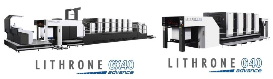 Komori Lithrone GX / G