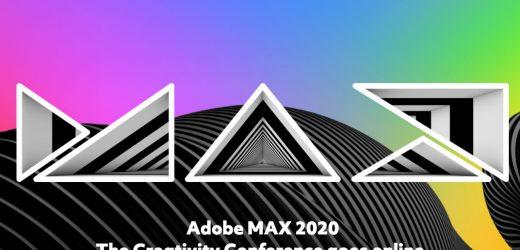 56 часа безплатно онлайн съдържание по време на Adobe MAX 2020