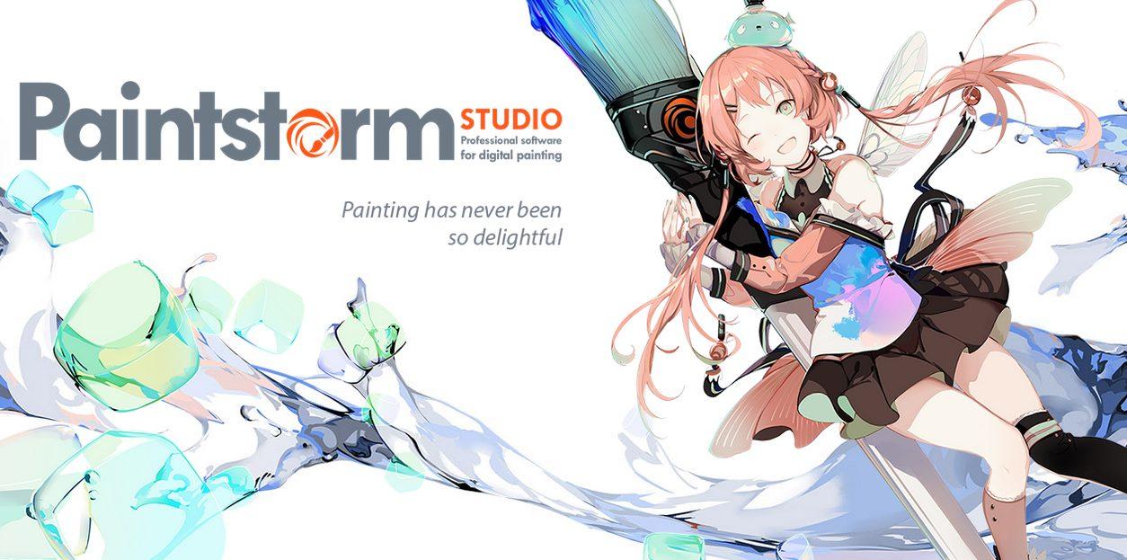 Дигитално рисуване с Paintstorm Studio