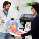Серия уебинари за всички използващи латексова технология на печат