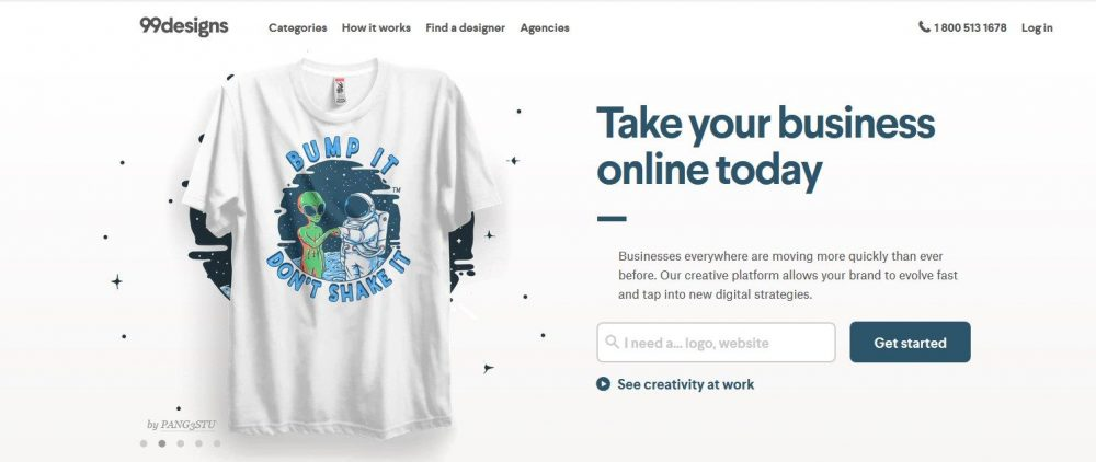 Vistaprint придоби платформата 99 designs