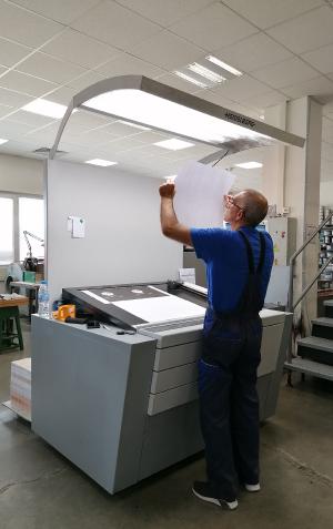 Интеграция на ново ERP в печатница Дита-М България