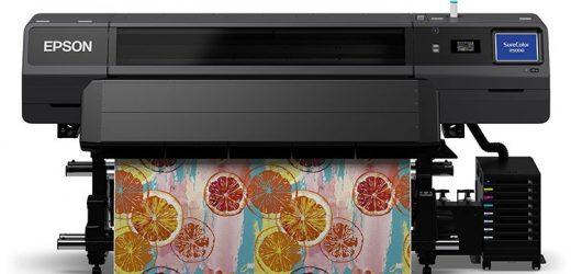 Epson представя латекстовите принтери SureColor SC-R5000