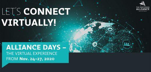 Alliance Days – виртуално събитие за довършителни процеси в печата