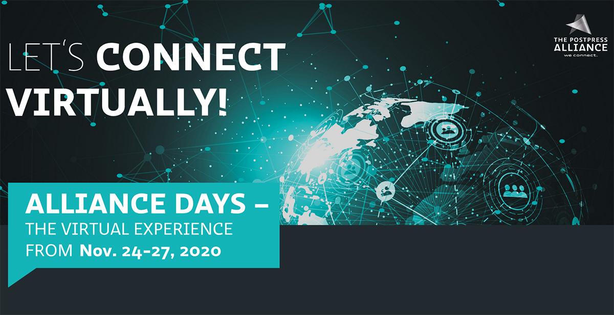 Alliance Days - виртуално събитие за довършителни процеси в печата