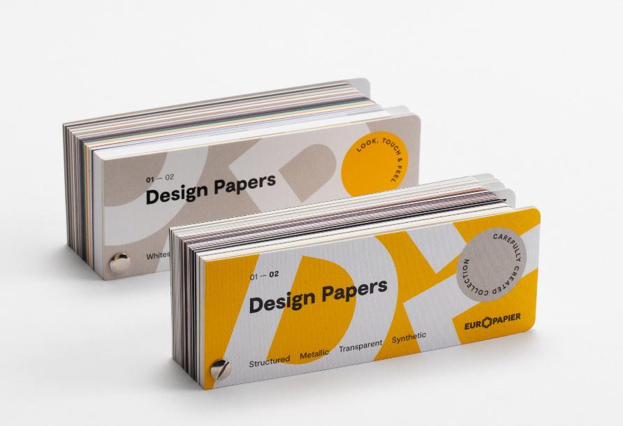 Излезе новата Дизайн колекция 2020 на Европапир!