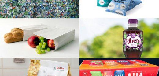 Нова хартия – алтернатива на пластмасата при гъвкавите опаковки