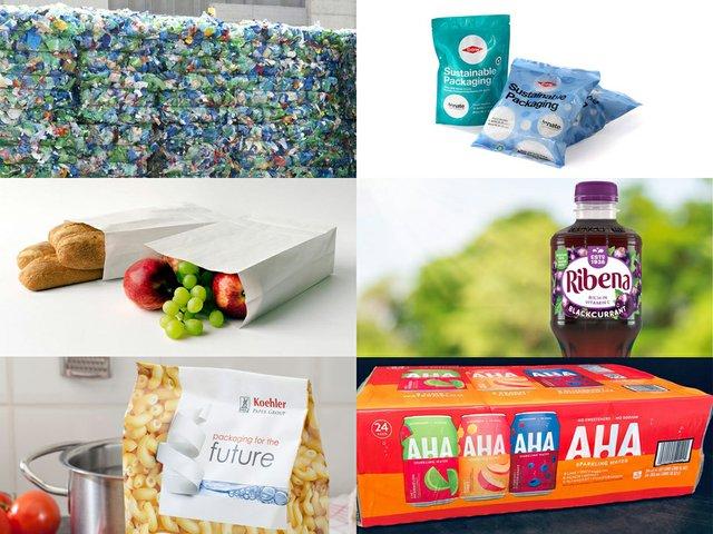 Нова хартия - алтернатива на пластмасата при гъвкавите опаковки