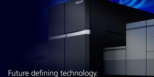 Първи поглед към дигиталната печатна машина RICOH Pro Z75 във формат В2