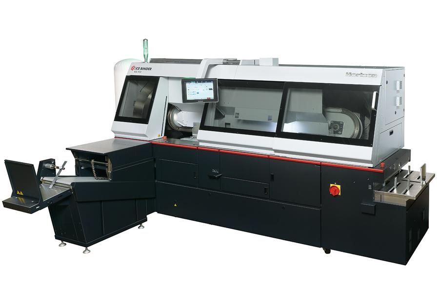 HORIZON BQ-500 – термолепачната машина от ново поколение