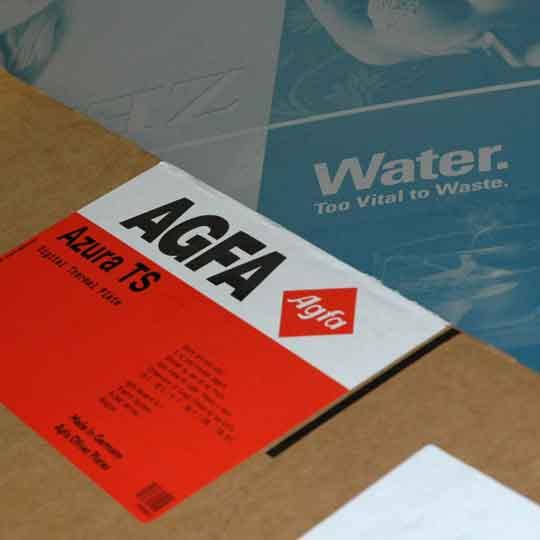 Agfa планира да отдели офсетовия си бизнес в друга компания