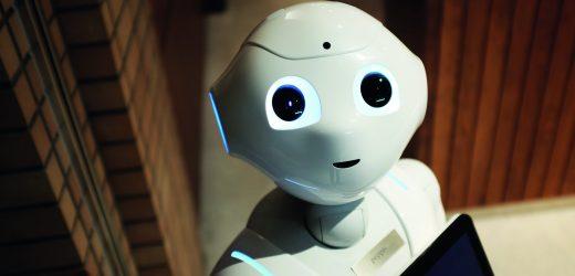 Автоматизирана работна ръка с изкуствен интелект