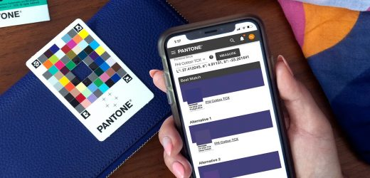 Открий най-близкия Pantone с Color Match Card