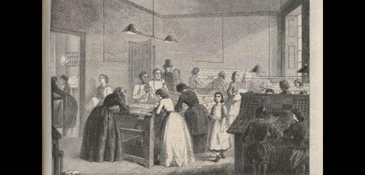Жените в печатния бизнес