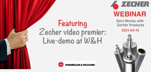 Уебинар на Kurt Zecher GmbH