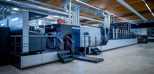 Koenig & Bauer ще вземе участие във виртуалната drupa