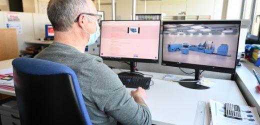 Muller Martini с обновено портфолио на виртуалната drupa