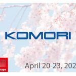 Покана от Komori за виртуалната drupa