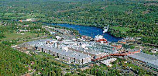Stora Enso планира да затвори хартиеното производство в два завода