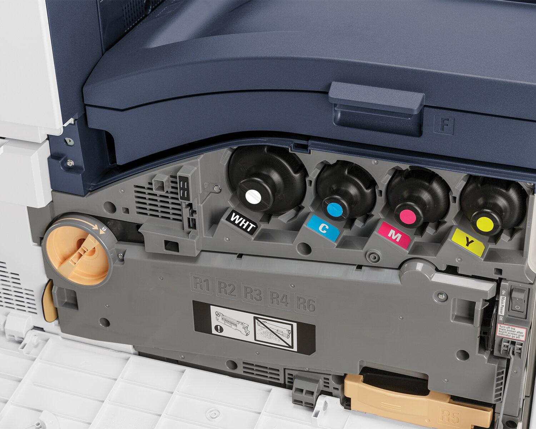 VERSALINK C8000W – принтер с бял тонер на Xerox