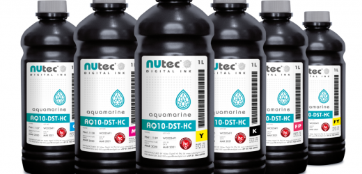 Нови флуоресцентни мастила на NUTEC