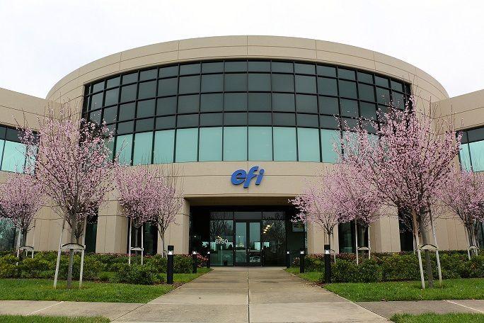 офис на EFI