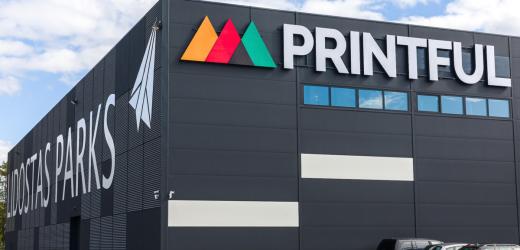 Printful е първата латвийска печатна компания – еднорог