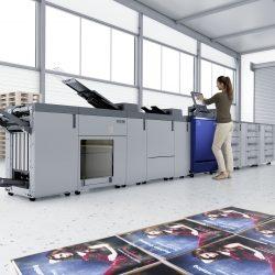 Konica Minolta представи новата серияAccurioPress C7100