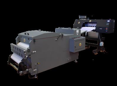 DTF системи за печат на термотрансфери за текстил