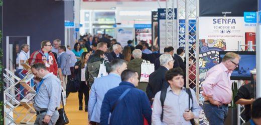 Над 300 изложители на Fespa Global Print Expo 2021